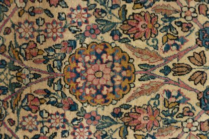 Kerman floral carpet