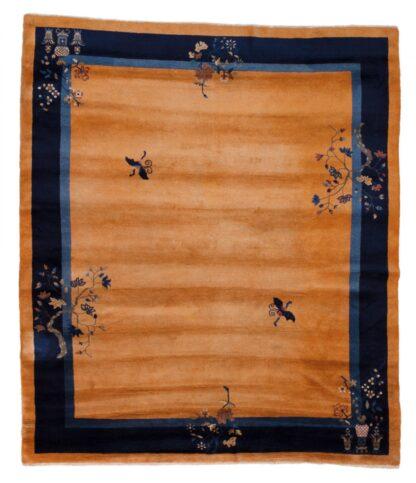 Nichols Orange rug
