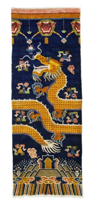 Ningxia Pillar rug