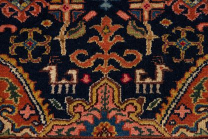 Northwest tribal rug