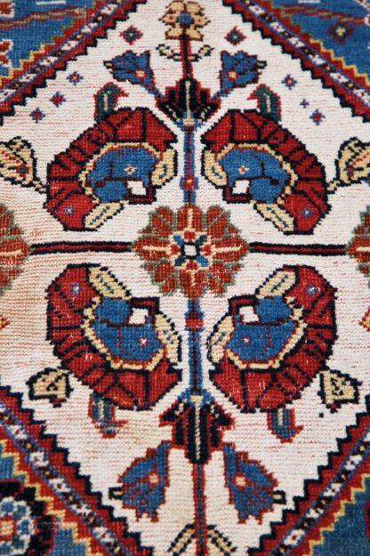 Qashqai Sky blue carpet