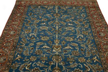 Qum Blue carpet