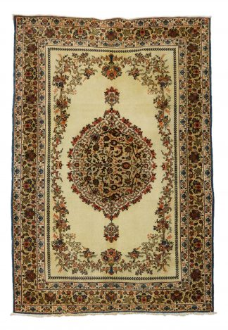 Qum Medallion silk