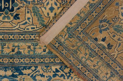 Rare cotton Tabriz
