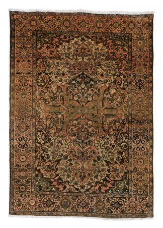 Sarough Farhan pastel color carpet