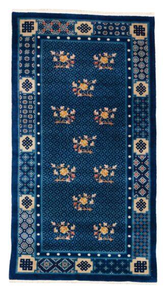Small Chinese decorative carpet