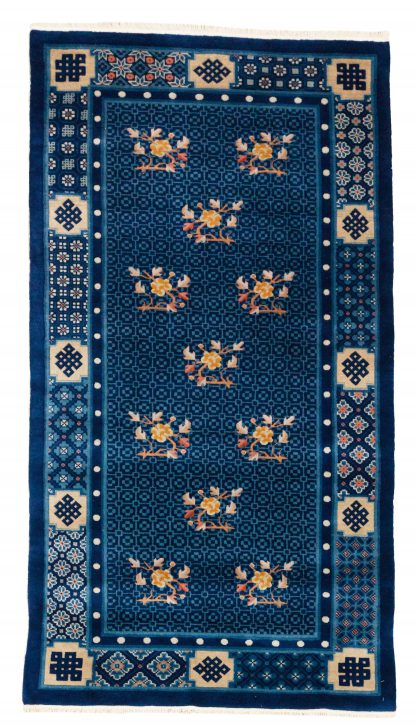 Small Chinese decorative carpet