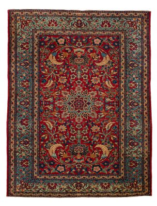 Stunning Isfahan Small carpet