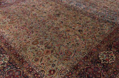Stunning Qazvin carpet
