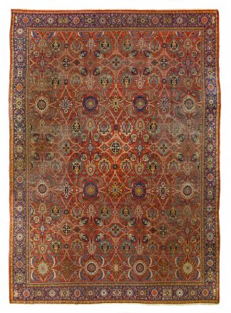 Sultanabad decorative carpet