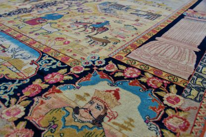 Tabriz 4 seasons carpet