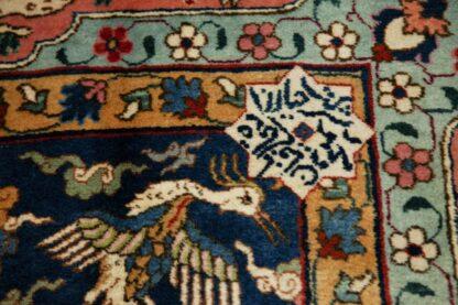 Tabriz Benlian carpet