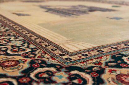 Tabriz Blue Mosque carpet
