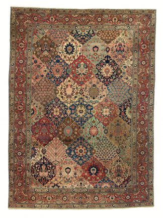 Tabriz Garden carpet