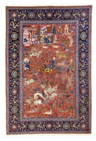 Tabriz Mughal design