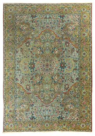 Tabriz 'Polonaise' carpet