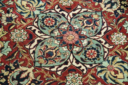 Tehran Medallion carpet
