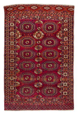 Turkmen carpet 2