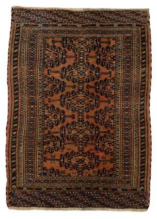 Turkmen carpet 3