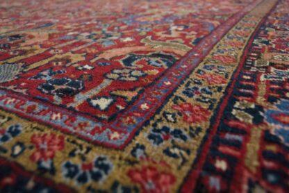 Unusual Heriz carpet