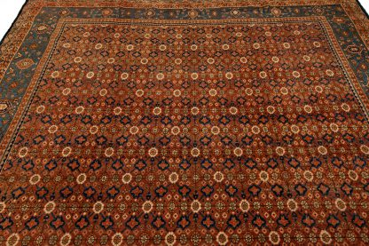 Turkestan Yarkand carpet