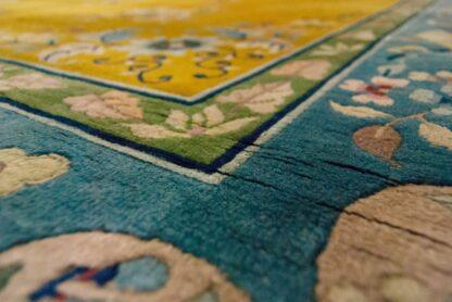 Yellow Peking rug