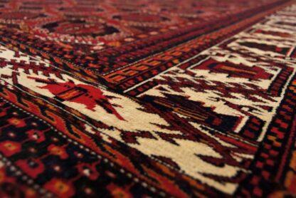 Yomut Eagle carpet