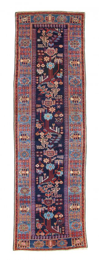 bakhtiari runner carpet