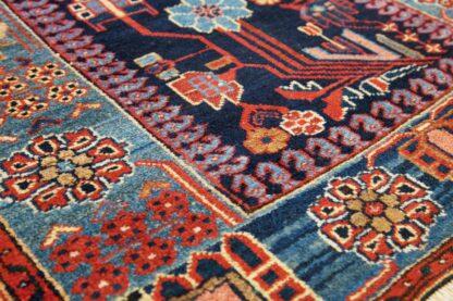 bakhtiari runner carpet