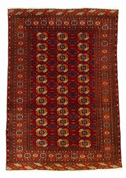turkmen carpet 1