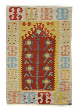 Anatolian prayer kilim