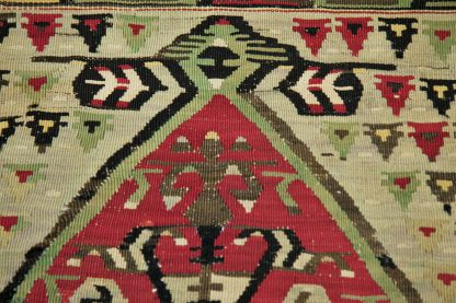 Anatolian Izmir prayer kilim