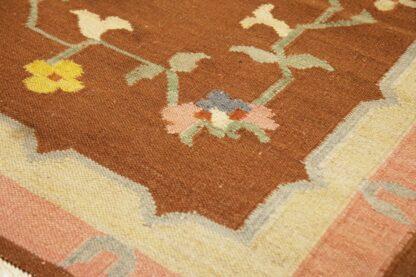 Balkan Flowerful kilim