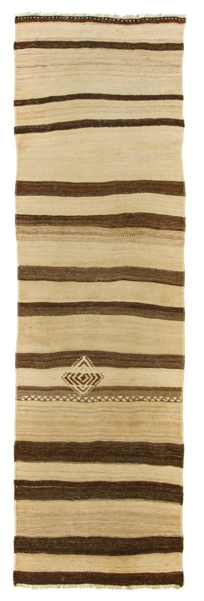 Persian tribal runner kilim