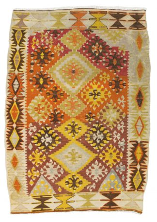 Small Anatolian Kilim