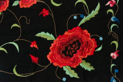 Balkan shawl
