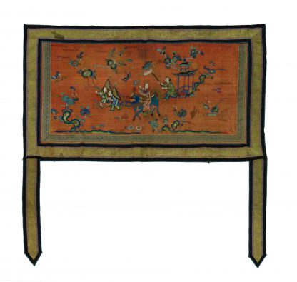 Chinese silk Embroidery Small 2