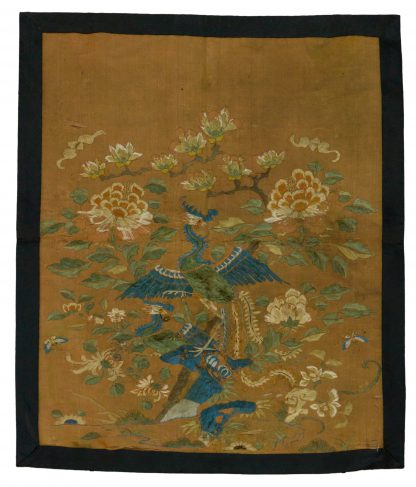Chinese silk Embroidery Small 3