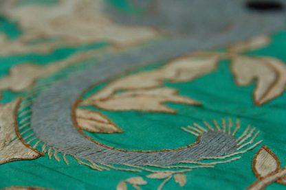 Chinese silk Embroidery Small 5