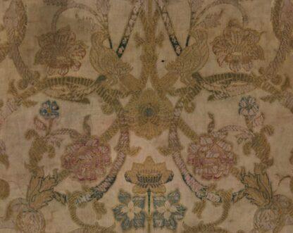 Italian early textile