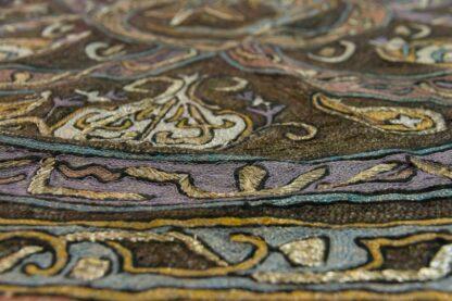 Ottoman round embroidery