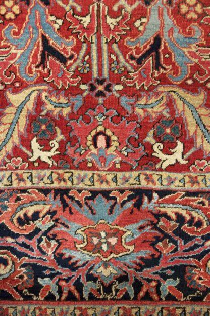 Heriz Cauliflower carpet