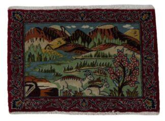 Kashan 'landscape'