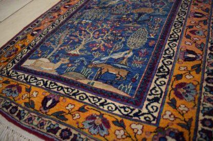 Very rare Tehran kilim