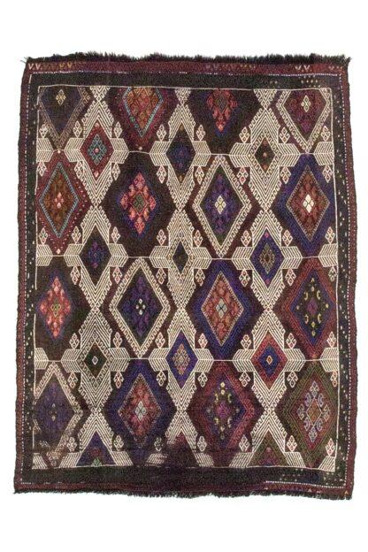 Anatolian kilim suomak jajim