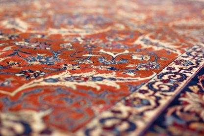 Beautiful Isfahan carpet