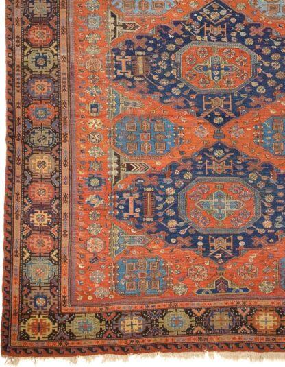 Caucasus Sumak-Sumac konag kend XIX secolo
