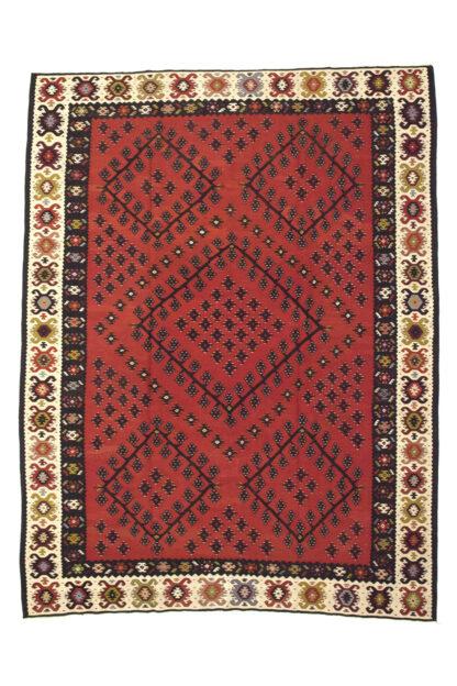 Large Balkan kilim