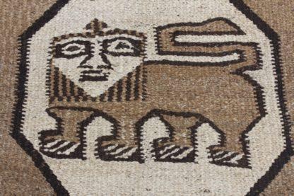 Ethiopian Lion Kilim