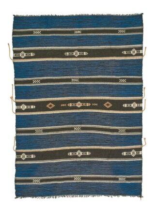 Berber blue kilim